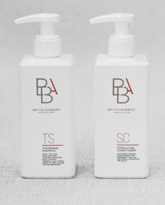 Haircare Shampoo and Conditioner Combo